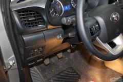Toyota Hilux 2017 - Tempomat beszerelés_01