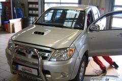 Toyota Hilux - Tempomat beszerelés_01