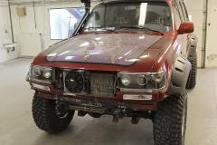 Toyota Land Cruiser 100 1992 - Tempomat beszerelés (AP500)_2_08