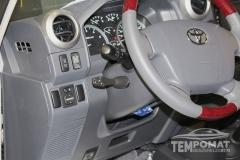 Toyota Land Cruser VDJ76 2018 - utólagos tempomat beszerelés (AP900C)-05