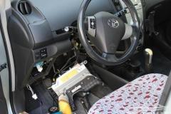 Toyota Yaris 2005 - Tempomat beszerelés (AP900Ci)_01