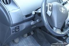Toyota Yaris 2005 - Tempomat beszerelés (AP900Ci)_09