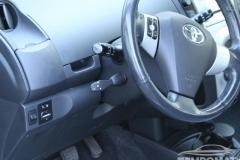 Toyota Yaris 2005 - Tempomat beszerelés (AP900Ci)_10
