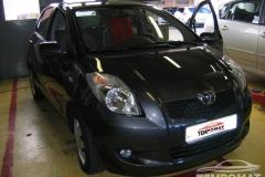 Toyota Yaris 2007 - Tempomat beszerelés_01