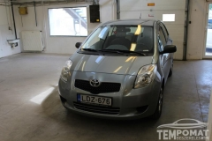 Toyota Yaris 2008 - Tempomat beszerelés_03