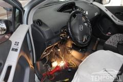Toyota Yaris 2008 - Tempomat beszerelés_04