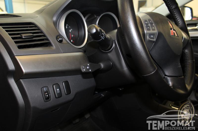 Mitsubishi Lancer 2014 belső tér