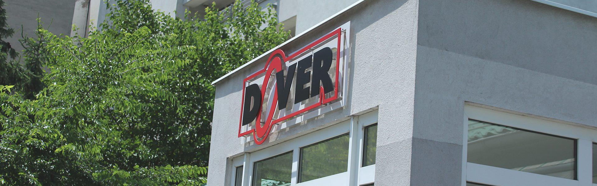 Dover Kft. főbejárat