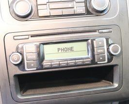 Bluetooth kihangosító beszerelve