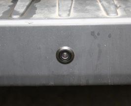 Tolatókamera szenzor szemből