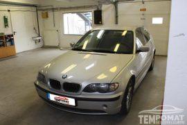 BMW 3 (E46) 2004 – Tempomat beszerelés (AP900Ci, CM35)