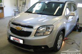 Chevrolet Orlando 2011 – Tempomat beszerelés