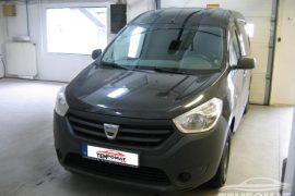 Dacia Dokker – Tempomat beszerelés