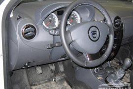 Dacia Duster 2012 – Tempomat beszerelés
