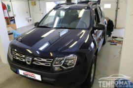 Dacia Duster 2014 – Tempomat beszerelés (AP900)