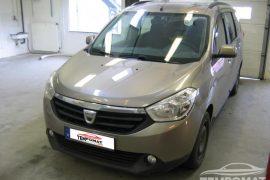 Dacia Lodgy 2014 – Tempomat beszerelés (AP900)