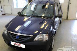 Dacia Logan 2007 – Tempomat beszerelés (AP900)