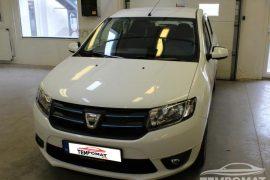 Dacia Sandero 2016 – Tempomat beszerelés (AP300)