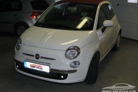 Fiat 500 2012 – Tempomat beszerelés