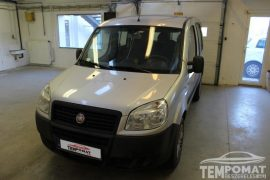 Fiat Doblo 2010 – Tempomat beszerelés (AP900)