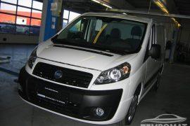 Fiat Scudo 2007 – Tempomat beszerelés