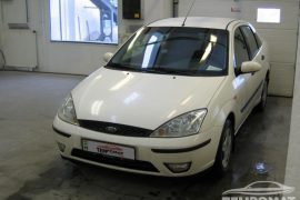 Ford Focus 2002 – Cruise control installation