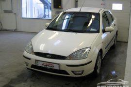 Ford Focus 2002 – Tempomat beszerelés