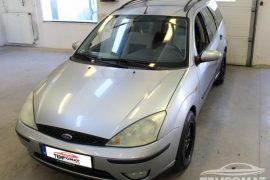Ford Focus 2003 – Tempomat beszerelés (AP900)