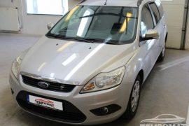 Ford Focus 2008 – Tempomat beszerelés