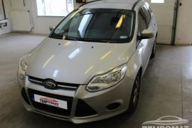 Ford Focus 2013 – Cruise control installation (AP900Ci)