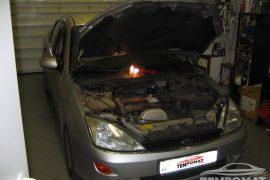 Ford Focus – Tempomat beszerelés