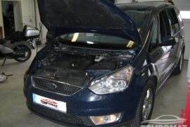 Ford Galaxy 2008 – Cruise control installation