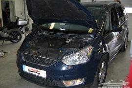Ford Galaxy 2008 – Tempomat beszerelés