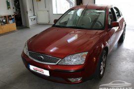 Ford Mondeo 2006 – Tempomat beszerelés (AP900)