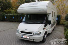 Ford Transit 2004 lakóautó – Tempomat beszerelés (AP900)