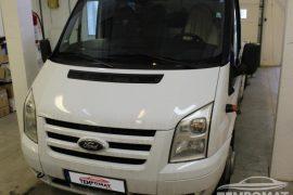 Ford Transit 2011 – Tempomat beszerelés (AP900C)