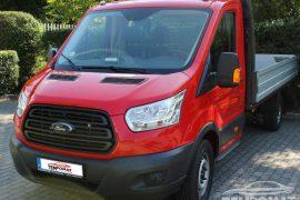 Ford Transit 2016 – Tempomat beszerelés (AP900Ci)