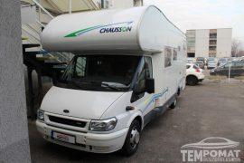Ford Transit 2006 lakóautó – Tempomat beszerelés (AP900)