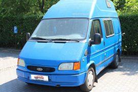 Ford Transit 2000 Westfalia lakóautó – Tempomat beszerelés (AP500)