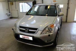 Honda CR-V 2003 – Tempomat beszerelés (AP300)
