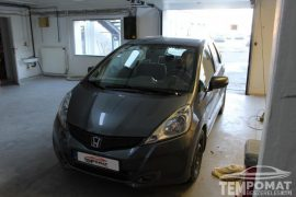 Honda Jazz 2011 – Cruise control installation