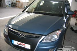 Hyundai i30 2009 – Tempomat beszerelés
