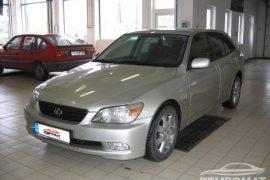 Lexus IS200 – Tempomat beszerelés