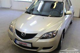 Mazda 3 2006 – Tempomat beszerelés (AP500)