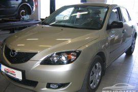 Mazda 3 – Tempomat beszerelés