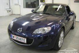 Mazda MX-5 2009 – Tempomat beszerelés