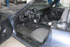 Mazda MX-5 – Tempomat beszerelés