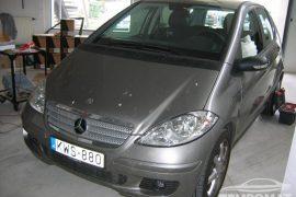 Mercedes-Benz A-osztály (W169) – Tempomat beszerelés