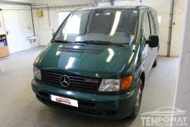 Mercedes-Benz Vito (W638) 2000 – Tempomat beszerelés (AP900)