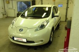 Nissan Leaf 2014 – Tempomat beszerelés